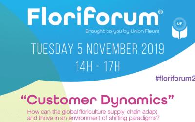 Floriforum 2019: check out the programme!